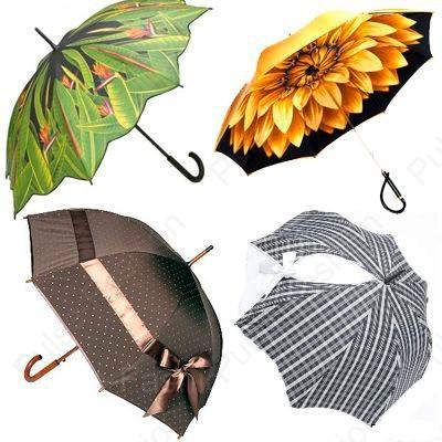 Элегантные и стильные зонтики 2017 – 2018