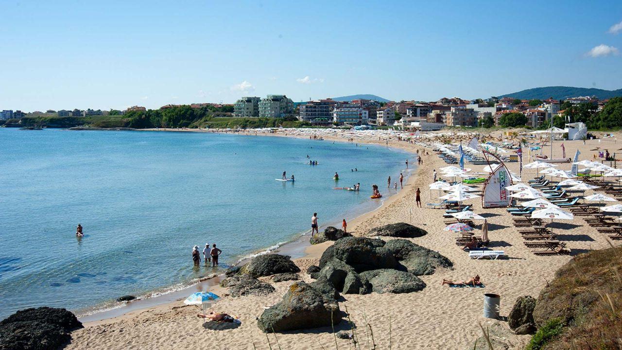 Царево — болгарский город и порт Черноморья