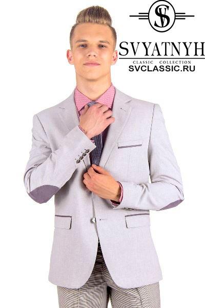 Заказать серый костюм svclassic.ru