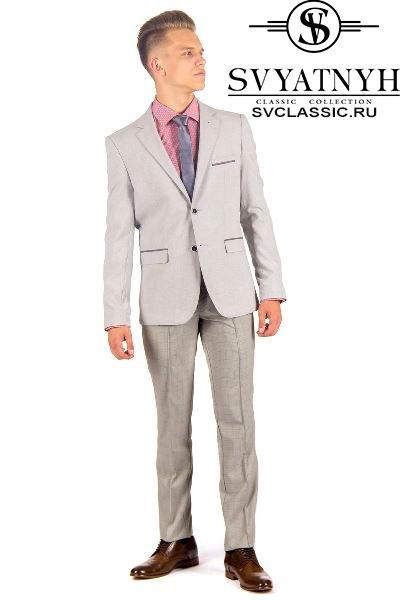 Заказать недорогой мужской костюм svclassic.ru