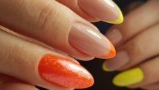 расивый френч маникюр - фото, самый шикарный дизайна ногтей