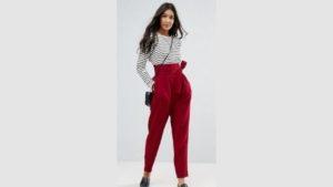 Широкие штаны женские с высокой талией – рекомендации стилиста