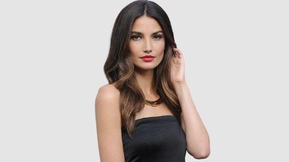 Растяжка цвета на темных волосах средней длины