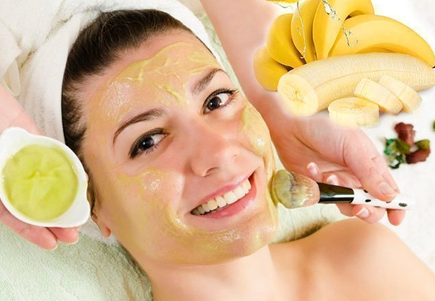 Арикосово-банановая маска